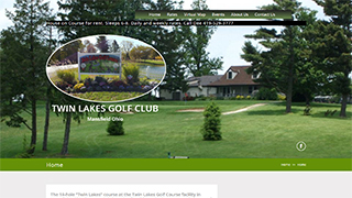 Twin Lakes Golf